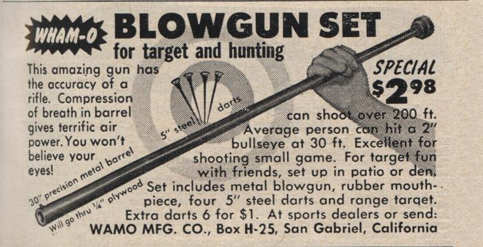 blowgun ad