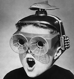 kid-weird headgear